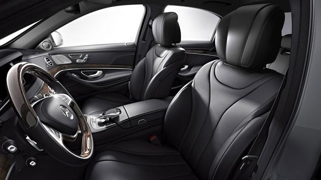 Mercedes  - Luxury Sedan