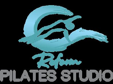 Reform Pilates Studio Logo Design Square