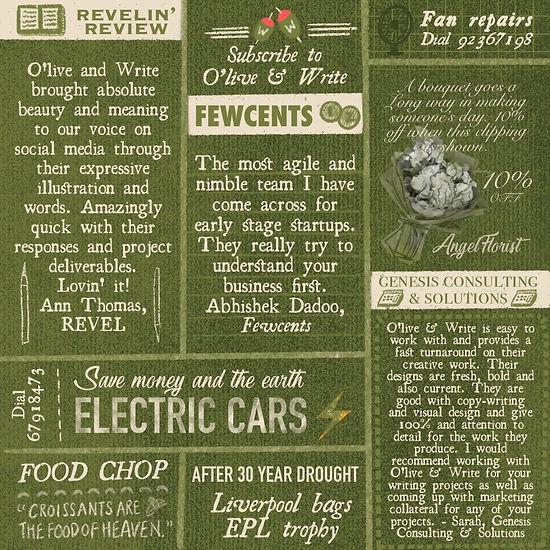 Vintage Reviews <3