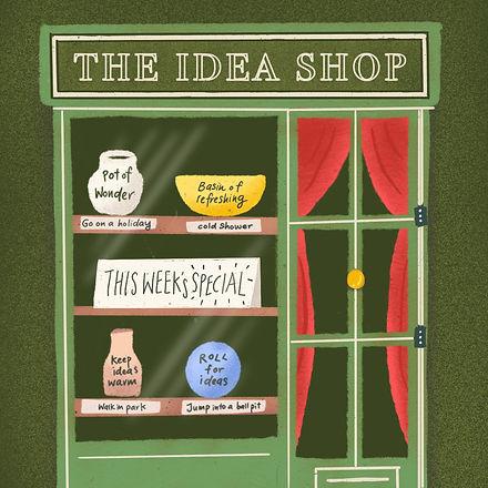 An idea shop
