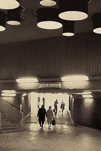 Merrion pedestrian underpass