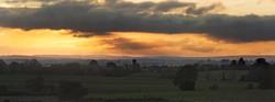 Arkendale at sundown