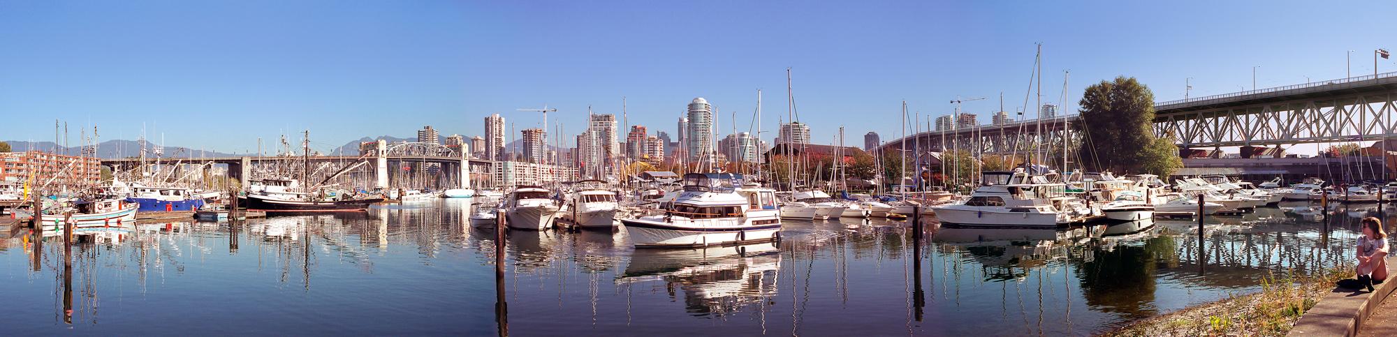 Fisherman's Wharfe, Vancouver