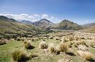 "Danseys Pass, the gateway to the Maniototo, the Maori ""plain of blood"""