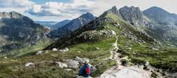 Sannox Ridge, to Witches Step, Arran