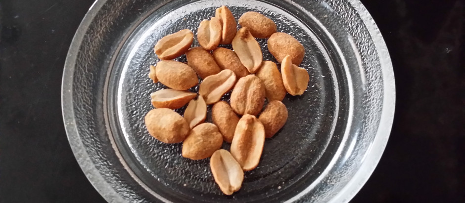Peanuts - A Whole Food but Not a Nut!