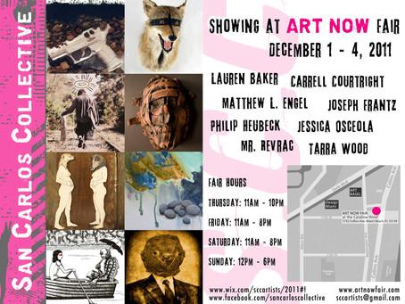 SCC at Art Now Fair!