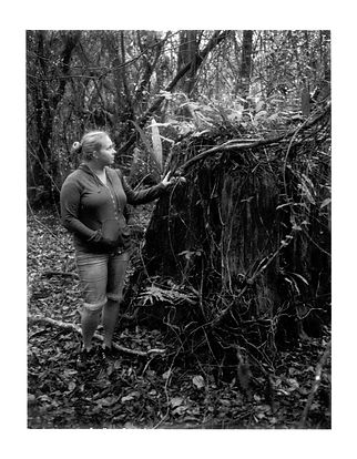 Photograph of Lauren Baker American Artist