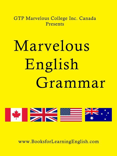 Marvelous English Grammar