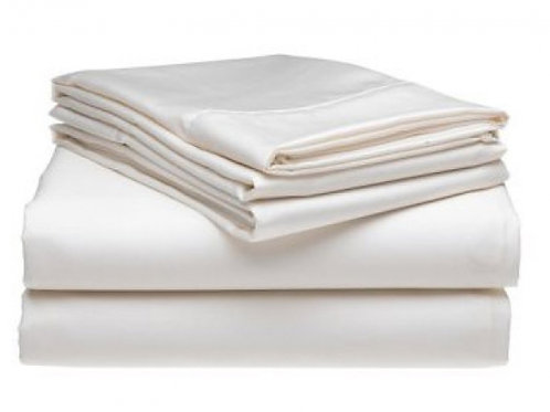 "600 Thread Count Sheet Set: California King Set - 18"" deep"