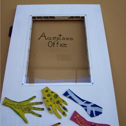 The Door Project (Studio Art students)