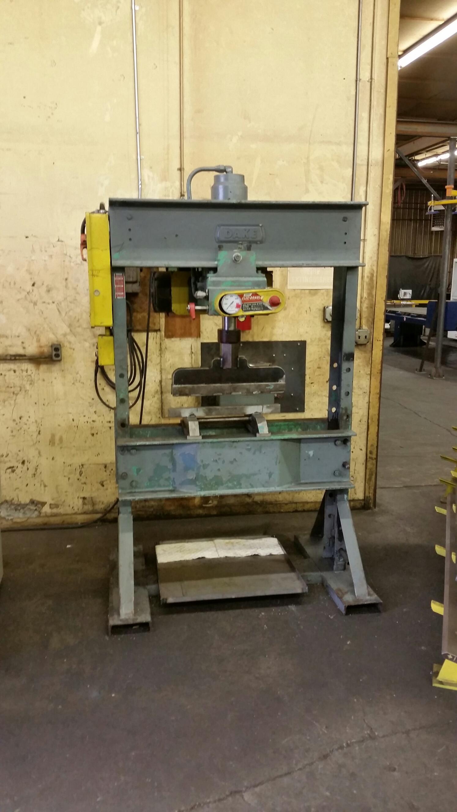 Hydraulic H-Press