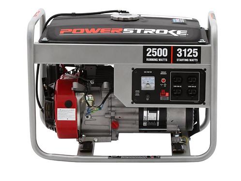2500-Watts Generator