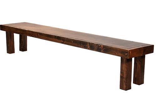 Borrego Wood Bench