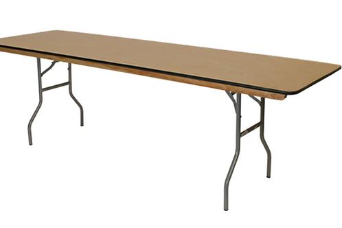 Banquet Wood Tables