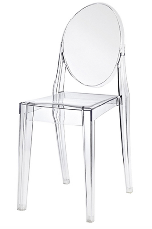 Clear Phantom Chair