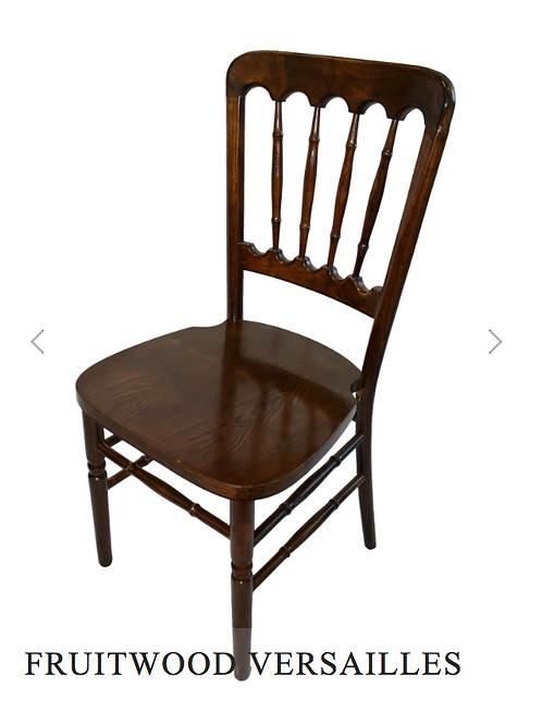 Versailles Mahogany Chair