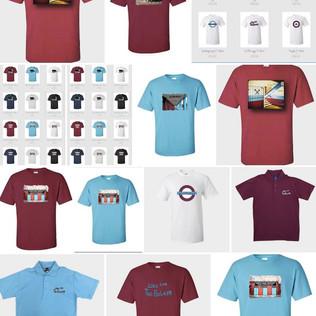 Share about Large range of t shirts all sizes and colours