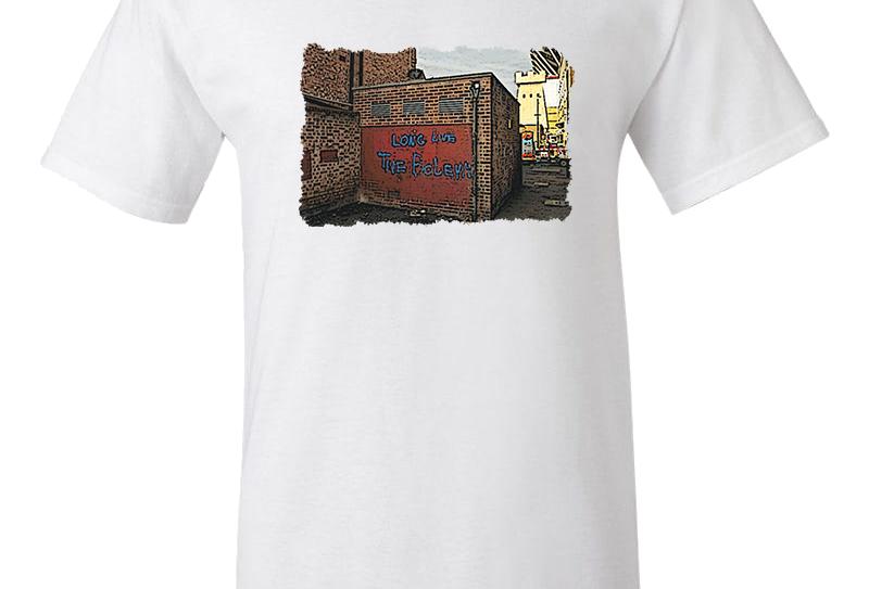 LLTB Wall T-Shirt