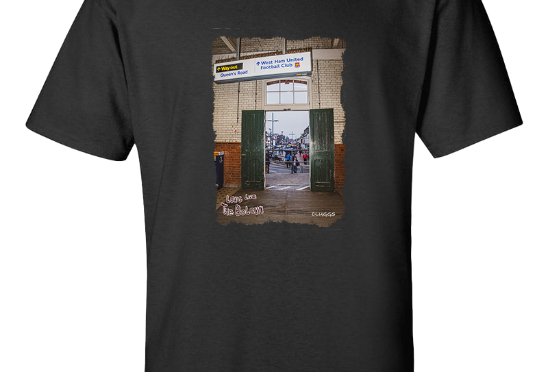Station Exit T-Shirt