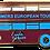 Thumbnail: Hammers Bus European Tour Pin Badge