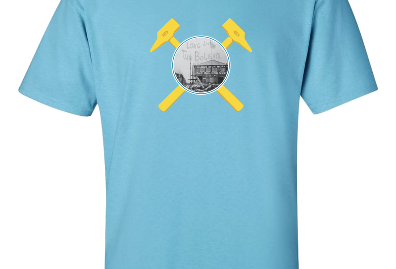 Thames Iron Works T-Shirt