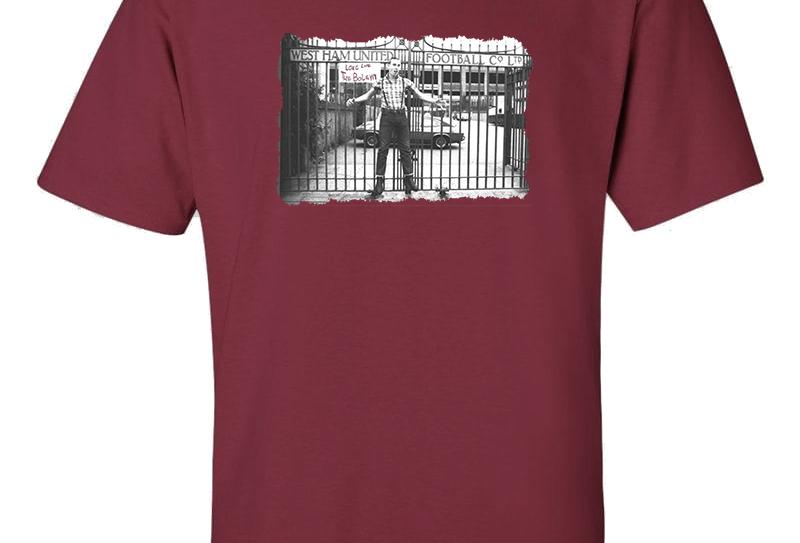 Boleyn Gates T-Shirt