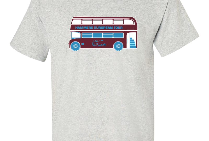 Euro Tour Bus T-Shirt