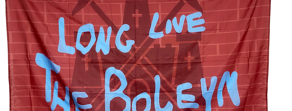 'Long Live The Boleyn' Flag