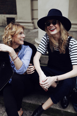 Franzie + Annabell