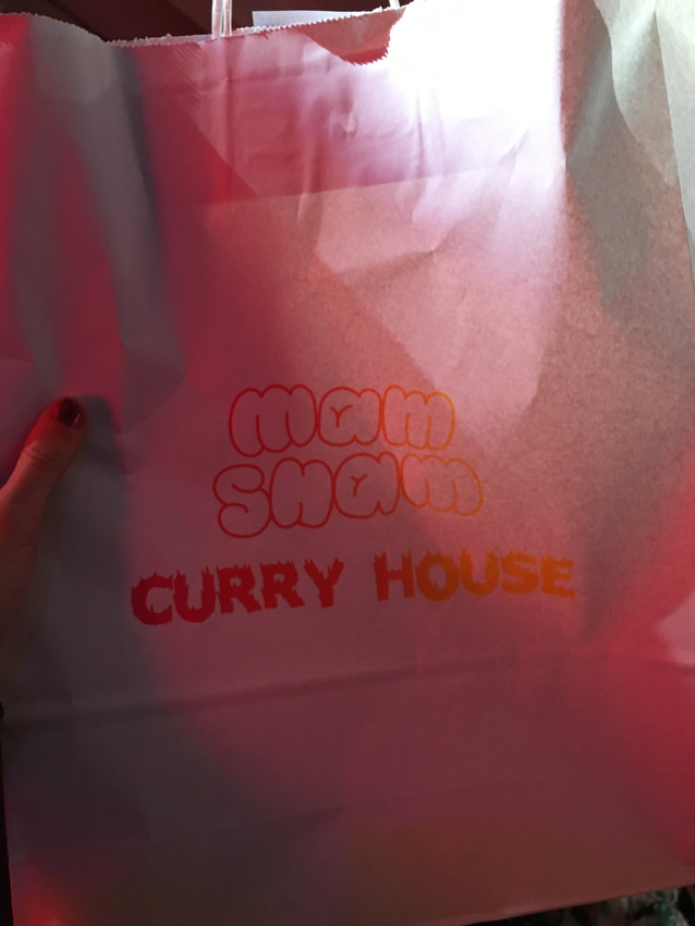 Curry Take-out bags!