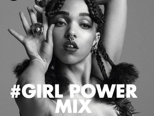 The Girl Power Mix