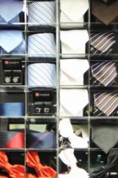 Cravates et accessoires