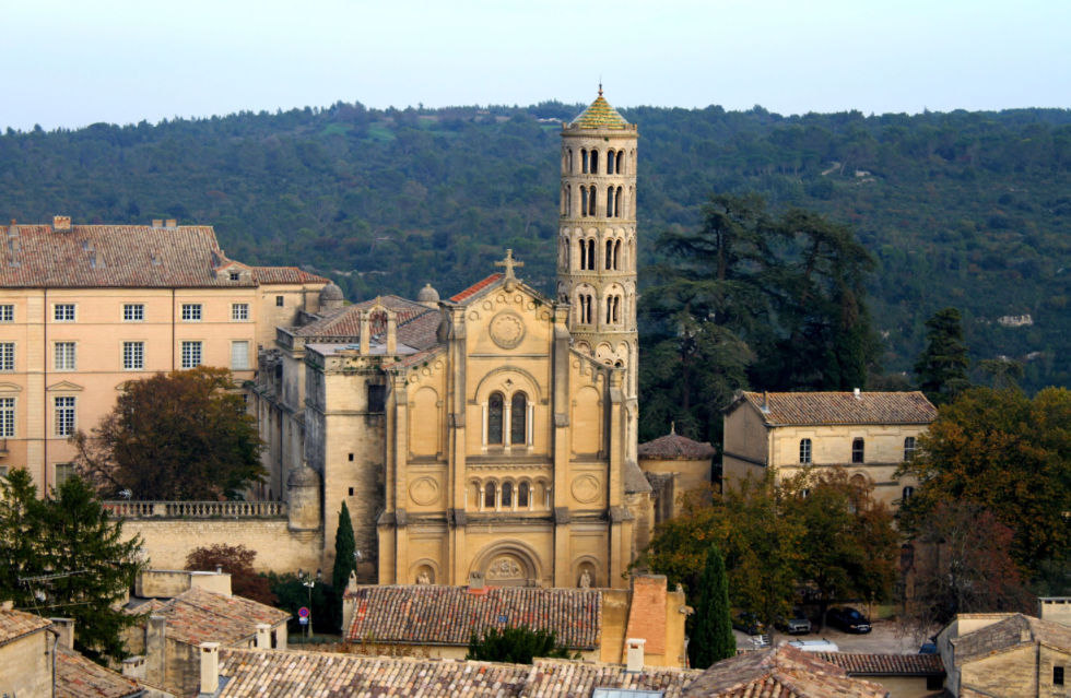 South of France Uzes