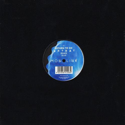 'Return To Oz' + 'Father Ocean' Remix Vinyl