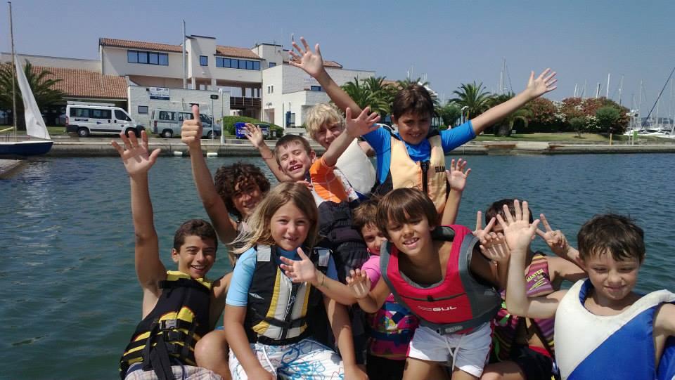 Scuola vela 2013