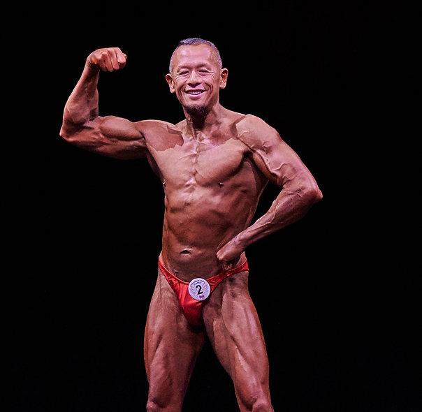 Mens BB Senior Master (50+)