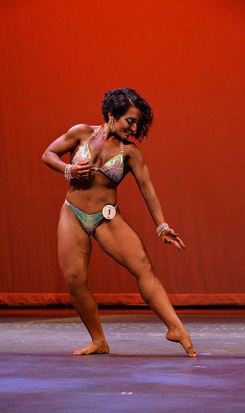 Womens Bodybuilding Open