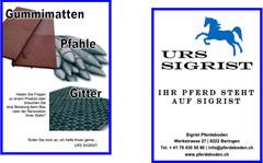 URS Sigrist   Sponsor   reitsportarena