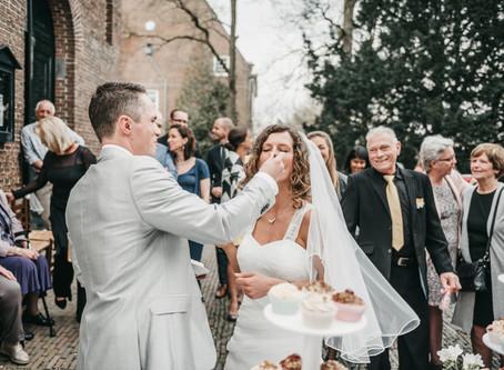 3 redenen waarom het fotograferen van een bruiloft fantastisch is