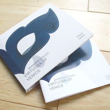 CD Design: Fieri Consort, Virtuosa of Venice