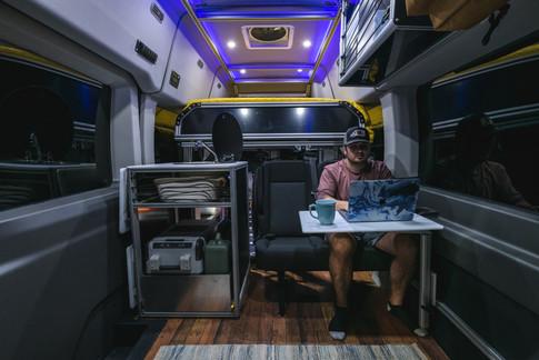 Camper/Mobile Office