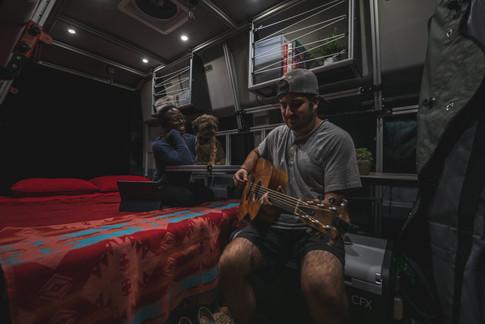 Camper/Jam Van