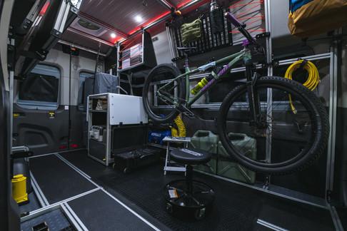 Mobile Bike Repair Shop