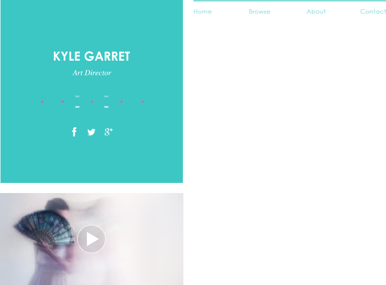 Online Resume Website | Online Portfolio U0026 CV | Personal Website | Wix