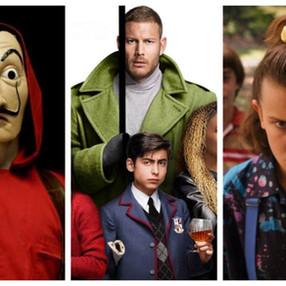 Estas son las 10 series originales de Netflix más vistas en el 2019 ¿Está alguna de tus favoritas?