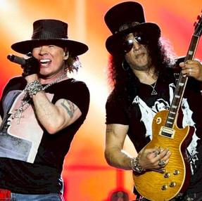 """¡Suertudos! Guns N' Roses tocó en México la canción """"So Fine"""", ¡por primera vez en 27 años!"""