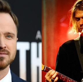 Aaron Paul de 'Breaking Bad' quiere interpretar a Kurt Cobain en una película de Nirvana