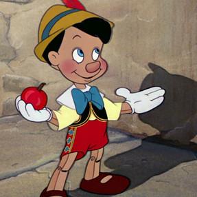 79 años de Pinocho!!!