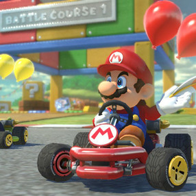 ¡Mario Kart Tour ya está disponible para bajar en tu celular!